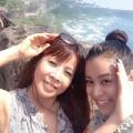 Làng sao - Hoàng Thùy Linh đi du lịch cùng mẹ