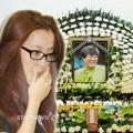 Làng sao - Kim Hee Sun rầu rĩ trong đám tang nhà sản xuất