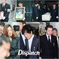 """Làng sao - Kim Hee Sun đến tiễn đưa nhà sản xuất """"Faith"""""""