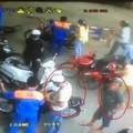 Tin tức - Clip: 'Cô gái bị cướp túi xách khi đang đổ xăng'