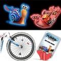 Xem & Đọc - Chú ốc sên Turbo tặng quà độc giả Eva