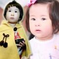 Làng sao - Bầu bĩnh đáng yêu như con gái Huy Khánh