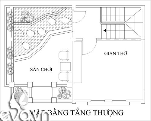 """""""chiu choi"""" xay nha 4 tang vi dat be - 4"""