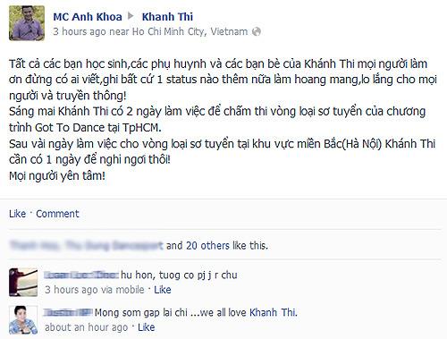 """""""khanh thi can thoi gian de nghi ngoi"""" - 2"""