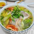 Bếp Eva - Canh cá nấu chua kiểu miền Nam