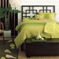 Nhà đẹp - Phòng ngủ xanh xanh, ru nhanh giấc nồng