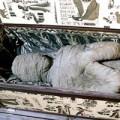 Tin tức - Bé 10 tuổi tìm thấy xác ướp 'Ai Cập' trong nhà