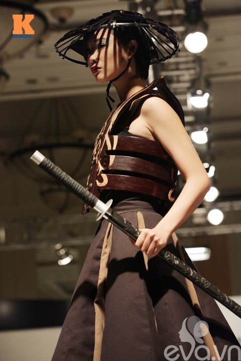 "tra my thanh ""chien binh samurai "" - 3"