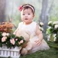 Ngắm ảnh bé - Siêu mẫu nhí: Mộng mơ nàng công chúa Su