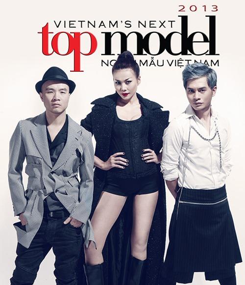 dan giam khao next top model 2013 chinh thuc lo dien - 2