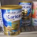 Sữa nhiễm khuẩn bày bán tràn lan ở Hà Nội