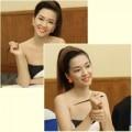 """Làng sao - Đinh Hương sexy ngồi """"ghế nóng"""""""