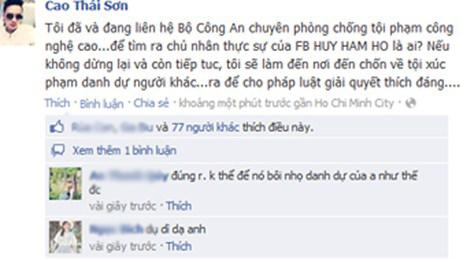 """khong nhan """"ga tinh"""", cao thai son lai kien - 2"""