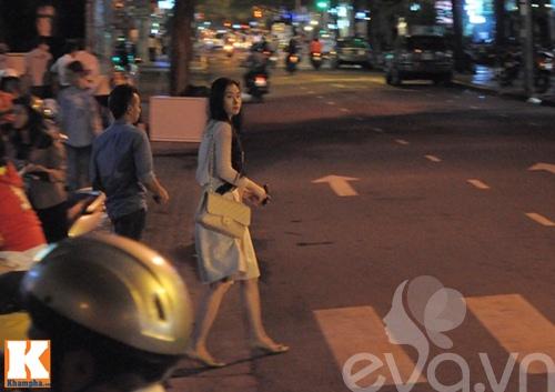 cao thai son cang thang uong cafe sau scandal - 7
