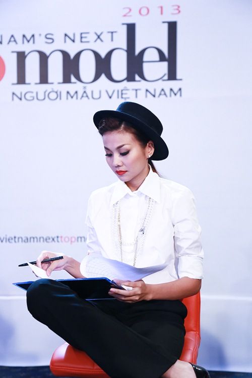 thanh hang sanh dieu tai casting vnntm 2013 - 5