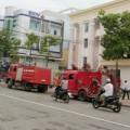 Tin tức - Cháy kho bạc nhà nước, cả trăm CA chữa cháy