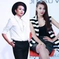 Thời trang - Thanh Hằng sành điệu tại casting VNNTM 2013