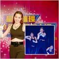 Làng sao - Xem Hà Hồ diễn catwalk cùng MC Trung Quốc