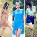 Thời trang - Huyền Trang mặc đẹp đúng chất fashionista