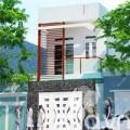Không gian đẹp - Tư vấn xây nhà phố 2 tầng đẹp, rẻ
