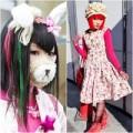 """Thời trang - """"Ngất"""" với thời trang lạ trên đường phố Tokyo"""