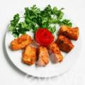 Bếp Eva - Nấm đùi gà chiên xù giòn ngon