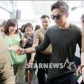 Làng sao - Bạn trai Kim Tae Hee lần đầu lộ diện sau xuất ngũ