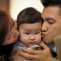 Làm mẹ - Con trai Đan Lê càng lớn càng giống bố