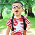 """Làm mẹ - Siêu mẫu nhí: Chàng trai """"xì-trum"""" Phú Thịnh"""