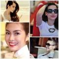 Làm đẹp - Mẹo tỏa sáng của 4 kiều nữ Việt