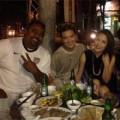 Làng sao - Mr. Đàm ăn tối cùng vợ chồng Thu Phương