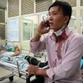 Tin tức - TP HCM: Đón con, hai phụ huynh bị kẻ lạ mặt cắt cổ