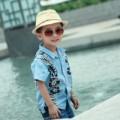 Làm mẹ - Siêu mẫu nhí: Điển trai như bé Minh Hoàng