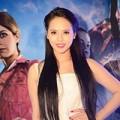 Xem & Đọc - Lại Hương Thảo đi xem phim trước ngày thi Miss World