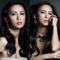 Làng sao - Huyền Ny làm MC chung kết Hoa hậu Quốc tế Mỹ