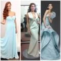 Thời trang - Tiết lộ váy dạ tiệc của các thí sinh Miss World 2013