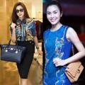 """Thời trang - """"Bóc mác"""" BST túi hàng hiệu của Tăng Thanh Hà"""