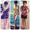 Thời trang - Sao đẹp: Tóc Tiên 'sốt' facebook với xì-tai táo bạo