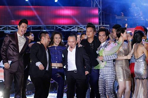 vietnam idol 2013 chinh thuc tro lai - 1