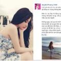 Làng sao - Phương Trinh gửi tâm thư sau scandal cấm diễn