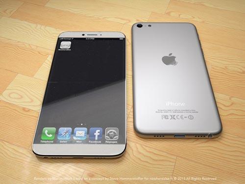 apple phat trien iphone voi man hinh lon - 1
