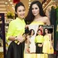 Làng sao - Victoria Phương Nguyễn đọ dáng cùng dàn hot girl