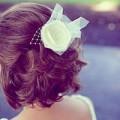 Làm đẹp - Cô dâu tóc ngắn…mới là đẹp