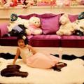 Nhà đẹp - Phòng ngủ cực 'cool' của nhóc tì sao Việt
