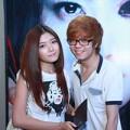 Làng sao - Bùi Anh Tuấn đi xem phim cùng bạn gái mới