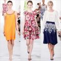 Thời trang - Những mẫu váy dễ mặc của Oscar De La Renta