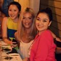 Làng sao - Nguyễn Thị Huyền hội ngộ bạn bè Miss World tại Ý