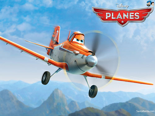 canh hai huoc trong planes - the gioi may bay - 2