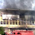 Tin tức - Hiện trường cháy TTTM Hải Dương: Khói ngút trời