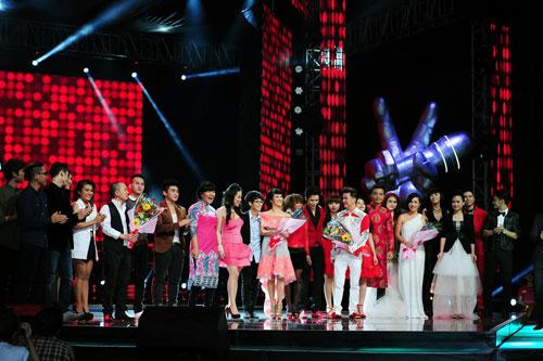 song tu lam nguoi hung liveshow 1 ghv - 10